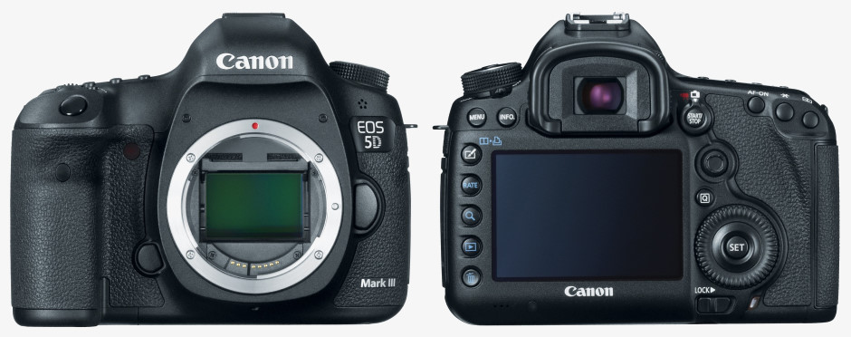 Апарат Canon EOS 5D Mark III DSLR Camera