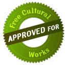 """лиценз """"Свободни произведения на културата"""" (Free Cultural Works)"""